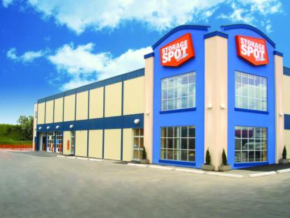 Storage Spot of Milton - Moving Services & Storage Facilities - 905-864-1964