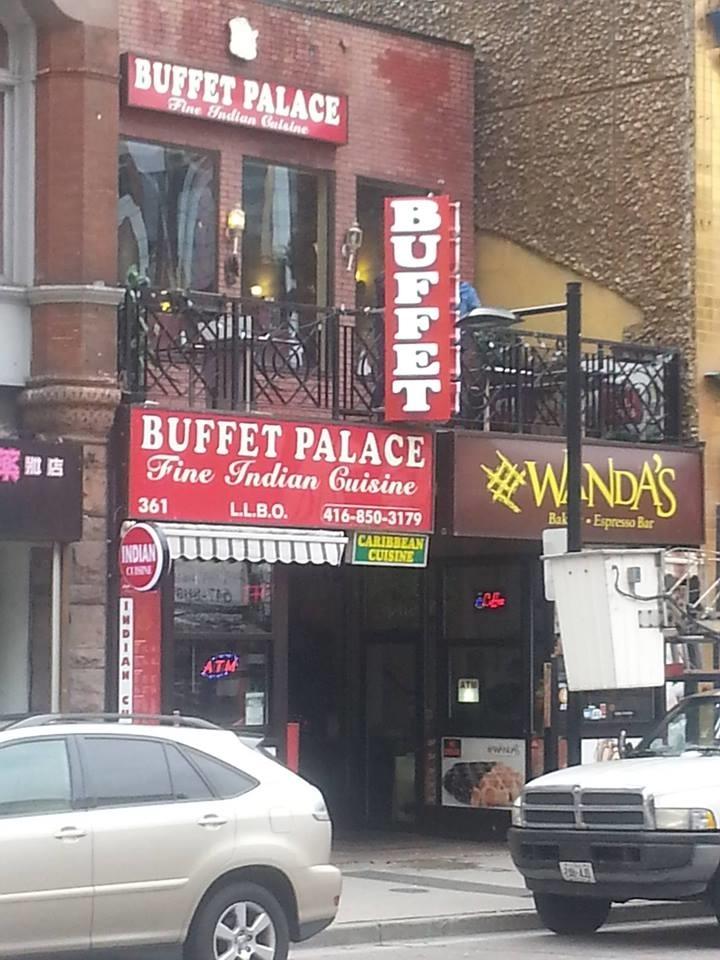 Joe's Buffet Palace - Menu, Hours & Prices - 361 Yonge St