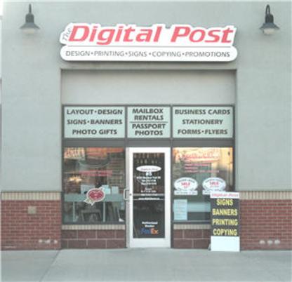 Digital Post - Printers - 403-212-1140