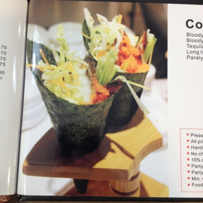 Utage Maple Sushi - Restaurants - 204-221-3320