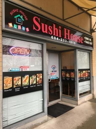 Sushi House - Sushi & Japanese Restaurants - 604-233-1015