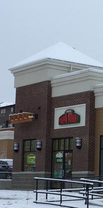 Papa John's Pizza - Pizza & Pizzerias - 587-353-4242