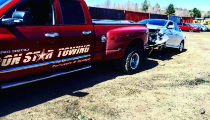 On Star Towing Service - Vehicle Towing - 613-862-6244