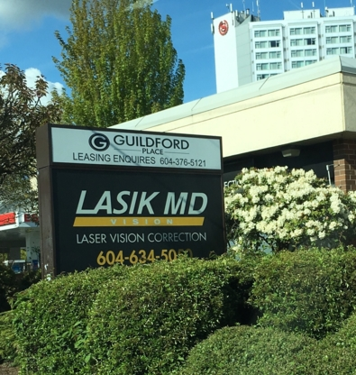 LASIK MD - Correction de la vue au laser - 604-634-5045