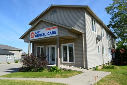 Galt Dental Care - Dentists - 519-622-5950