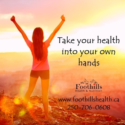 Foothills Health & Nutrition - Nutrition Consultants