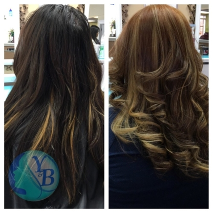 Young And Beautiful Salon - Salons de coiffure et de beauté - 905-949-8878