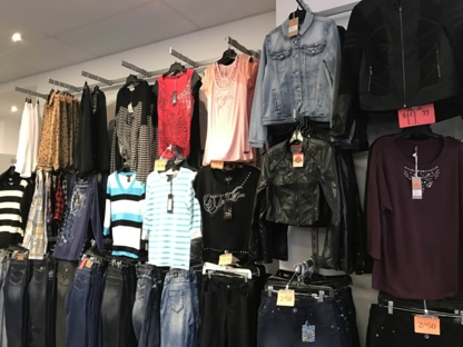 Jeanex Incorporated - Fur Stores - 514-761-1733