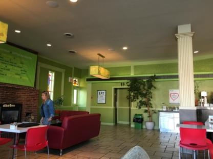 Thrive Organic Kitchen and Café - Vegetarian Restaurants