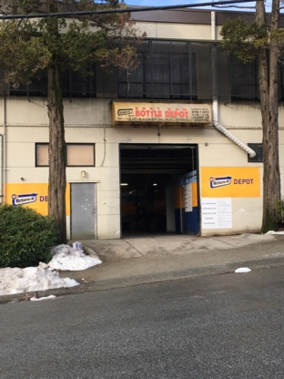 View East Van Bottle Depot's Anmore profile