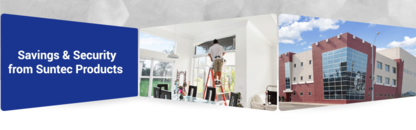 Suntec Products Inc - Window Tinting & Coating - 403-278-0155