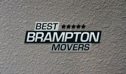 Best Brampton Movers - Moving Services & Storage Facilities - 289-801-9229