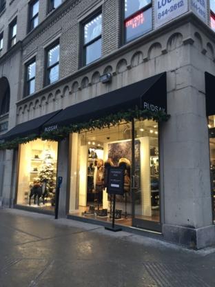 Rudsak - Clothing Stores - 514-399-9925