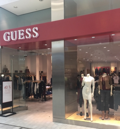 GUESS - Clothing Stores - 450-973-4091