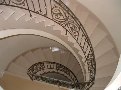 Bigras Création Métallique Inc - Rampes et balustrades - 819-687-1222