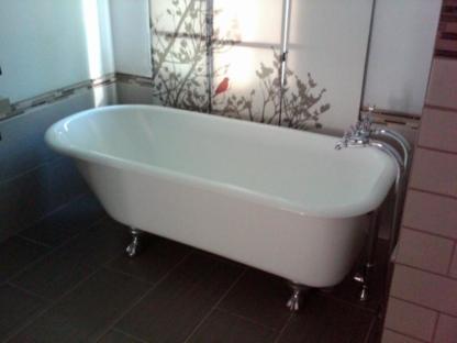 Monsieur Baignoire Inc - Réémaillage et réparation de baignoire - 514-336-1133