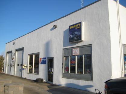 Wester's Garage - Performance Auto Parts & Accessories