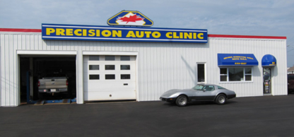 Precision Auto Clinic - Car Repair & Service - 506-859-1887