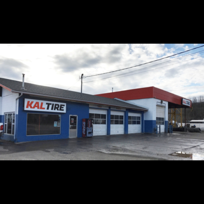 Kal Tire - Tire Retailers - 250-845-7341