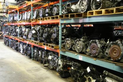 Mega City Recycling & Auto Parts Inc - Accessoires et pièces d'autos d'occasion