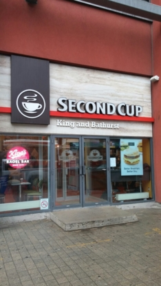 Second Cup Coffee Co. featuring Pinkberry Frozen Yogurt - Coffee Shops - 416-203-7711