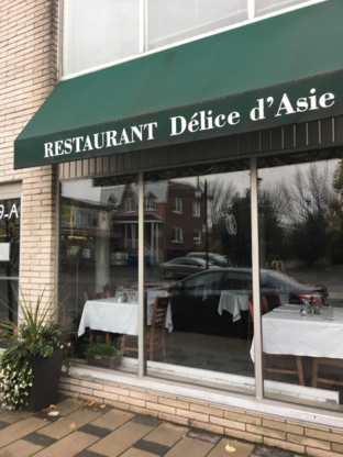 Delice D'Asie - Restaurants - 450-672-9312