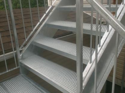 Escalier et Soudure MG - Soudure - 418-849-9113