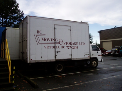 B C Moving & Storage Ltd - Moving Services & Storage Facilities