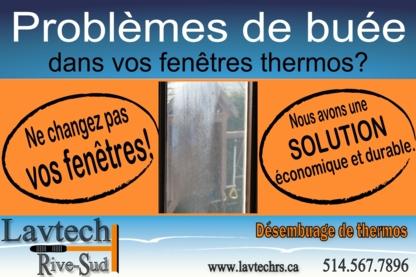 Lavtech Rive Sud - Windows - 514-567-7896