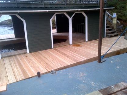 Wicks Construction Ltd - Docks & Dock Builders