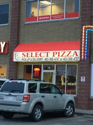 Select Pizza - Pizza & Pizzerias - 403-568-4747