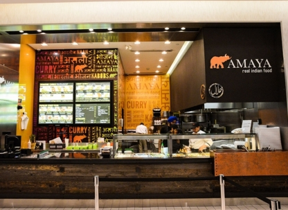Amaya Express - Rideau Centre - Indian Restaurants - 613-695-2444