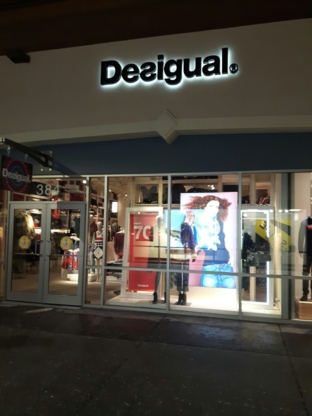 Desigual - Boutiques - 450-434-4688
