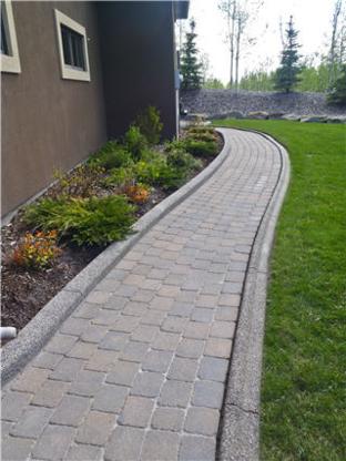 Curbmaster - Landscape Contractors & Designers - 403-240-2526