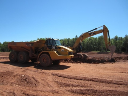 Island Coastal Services Ltd - Excavation Contractors - 902-892-1062