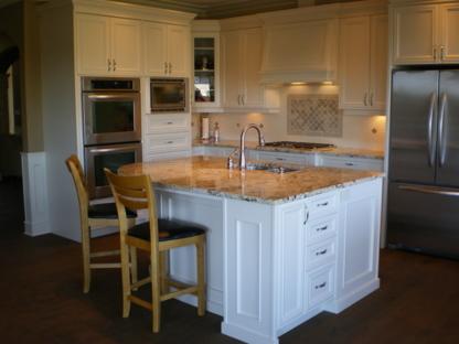 Van-Isle Millwork & Kitchens Ltd - Kitchen Cabinets