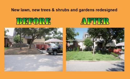 Lawn Patrol Lawncare - Lawn Maintenance - 416-989-5296