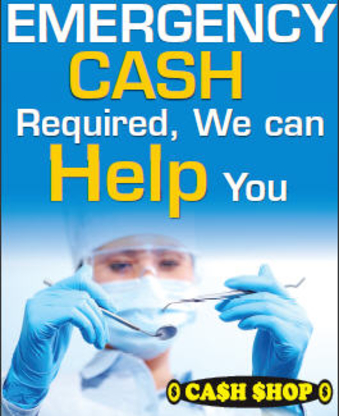 Cash Shop Financial Services - Financing Consultants - 705-792-4949