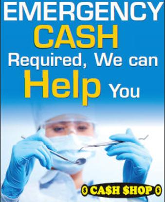 Cash Shop Financial Services - Financing Consultants - 705-792-4949
