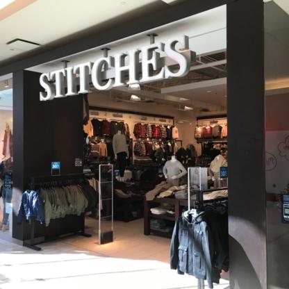 Stitches - Boutiques - 450-434-0396
