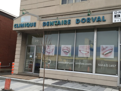 Clinique Dentaire Dorval - Traitement de blanchiment des dents - 514-631-1457