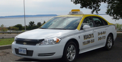 Roach's Yellow Taxi - Courier Service - 807-344-8481