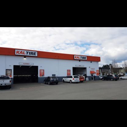 Kal Tire - Tire Retailers - 250-652-6641