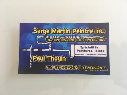 Serge Martin Peintre inc. - Peintres
