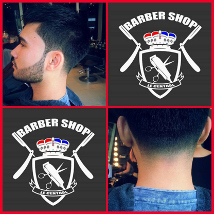 BarberShop Le Central - Hairdressers & Beauty Salons - 581-989-0181