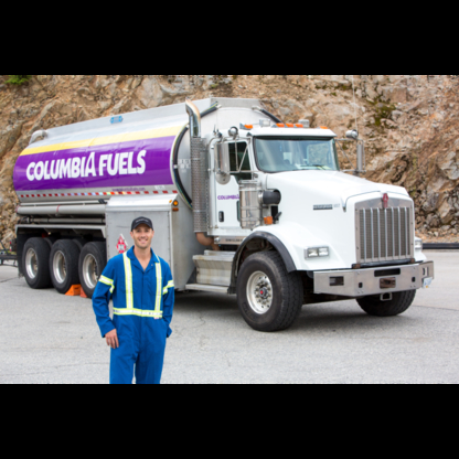 View Columbia Fuels's Chilliwack profile