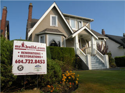 Voir le profil de Mr Build Vancouver - Surrey