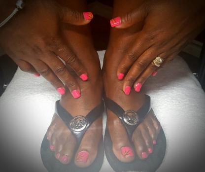 Meg-Nificent Nails & Gift Boutique - Nail Salons - 902-999-1109