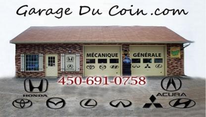 Garage Du Coin - Auto Repair Garages - 450-691-0758