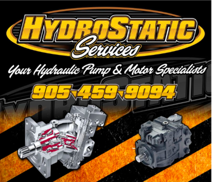 View Hydrostatic Services's Streetsville profile
